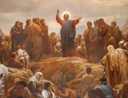 Quelques paroles essentielles du Seigneur Jésus